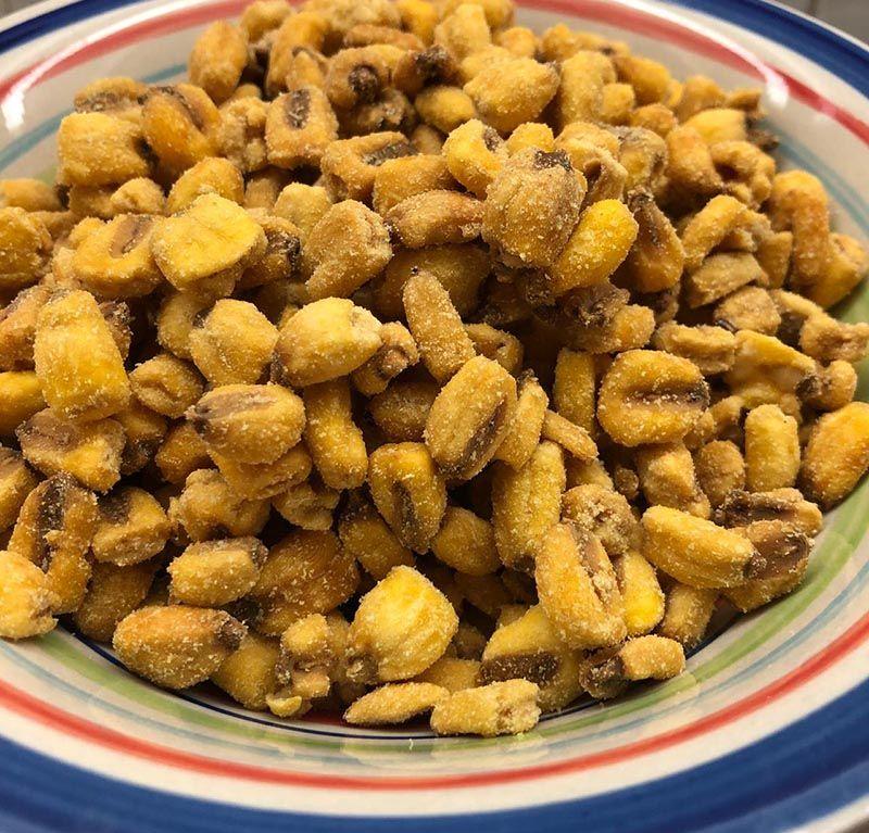 Maíz frito (Barbacoa y Mostaza y Miel )